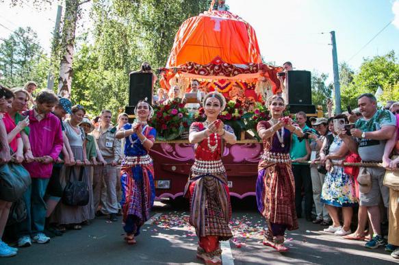 Дни Индии: 1,5 млн россиян побывали индийцами