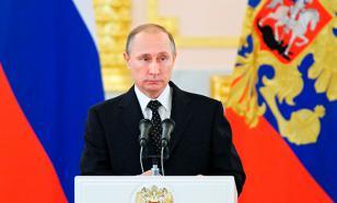 Путин: Никто не может запретить людям открыто высказывать свое мнение