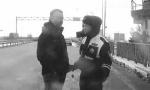Глава минстроя Крыма подрался в Ростовской области с сотрудником ДПС