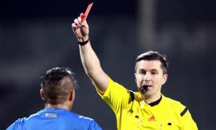 Бразильский судья удалил 9 футболистов за агрессию на поле