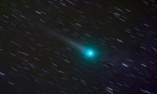 """В январе к Земле приблизится комета """"Каталина"""""""