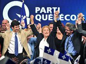 Квебек: сепаратистам не помогут и выстрелы