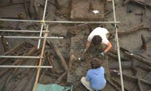 В Крыму археологи нашли древнегреческий склеп времен Александра Македонского