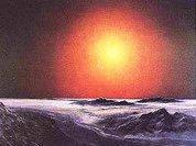 Звезды прячутся за свинцовыми облаками