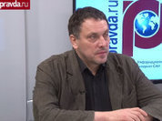 Максим Шевченко: Запад - марионеточный абсурд