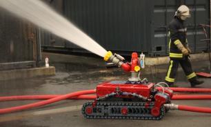 В Японии на службу заступили роботы-пожарные