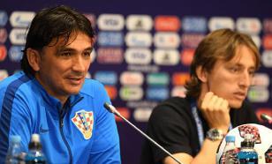 ОПРОВЕРГНУТО: Хорватские политики довели до бешенства тренера сборной по футболу