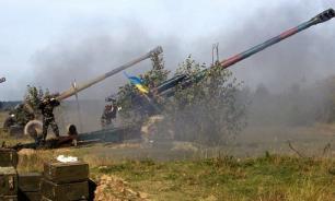 Офис Зеленского оставил без внимания обстрелы жилых домов в Донбассе