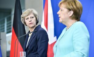 Германия и Британия готовят новые санкции против России