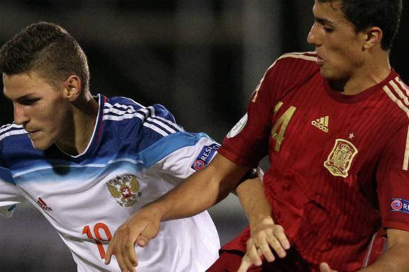 Сборная России может встретиться со сборной Испании уже в ноябре