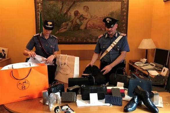 Россияне обнесли магазины в Италии на десятки тысяч евро
