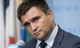 """Климкин возмутился из-за намерения генсека СЕ """"вернуть"""" Россию"""