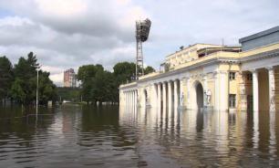 Тайфуны могут спровоцировать четвертую волну паводка в Хабаровском крае