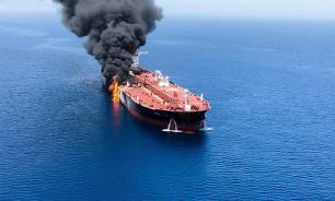 Иран отверг обвинения США в атаке на нефтяные танкеры в Оманском заливе