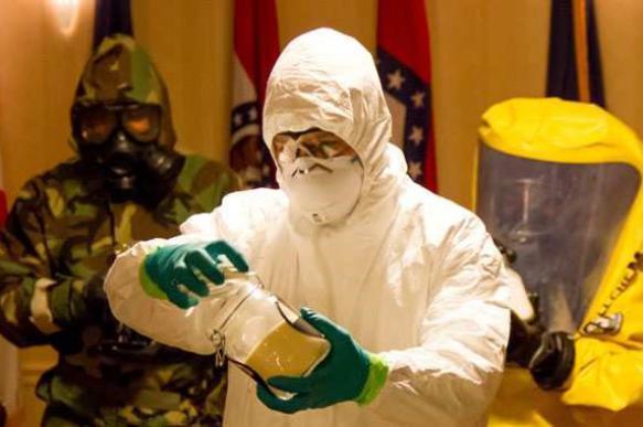 США применяют биологическое оружие у границ России