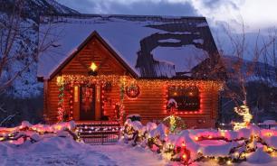 Новый год в своем доме встретили 85% жителей подмосковных коттеджных поселков
