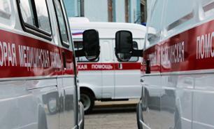 Во время переправы автомобиля через реку в Туве погибли 10 человек