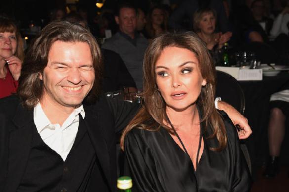 Дмитрий Маликов и его любимая женщина