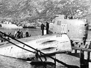 Взрыв подлодки Б-37 и бунт трибунала