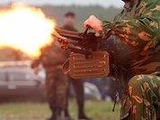 На полигоне под Волгоградом солдат расстрелял сослуживцев
