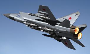 МиГ-31: Воздушный бой в стратосфере