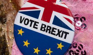 Число сторонников выхода Великобритании из ЕС растет - опрос