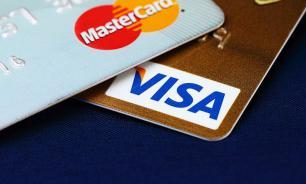 """""""Ъ"""": MasterCard и Visa могут уйти из России"""