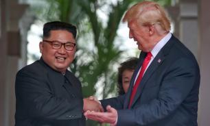 Северная Корея отказалась от переговорв с США по ядерному разоружению