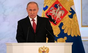 Президент России: Мы врагов не ищем, но своими интересами не поступимся