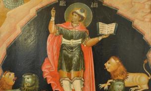 Праотцы, пророк Даниил и его друзья