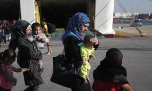 """""""Беженцы из Сирии"""" - криминальная акция"""