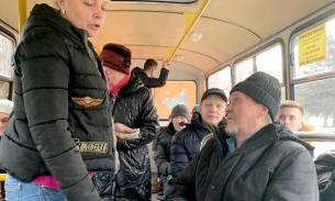 Перевозчики в Новокузнецке отменят льготы для пожилых людей из-за оскорблений