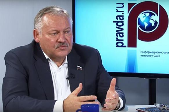 Константин ЗАТУЛИН: никто не требует от государств СНГ антизападную риторику