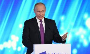 Путин: Запад экспортирует демократию, как советская власть — социализм