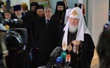 Патриарх устроил Болгарии семь минут позора