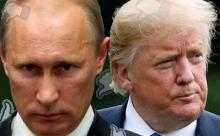 Путин и Трамп встречаются тайно
