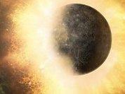 Тейя вышибла из Земли всю атмосферу?