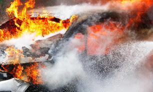 ОМОН в огне: Чудовищное преступление раскрыто