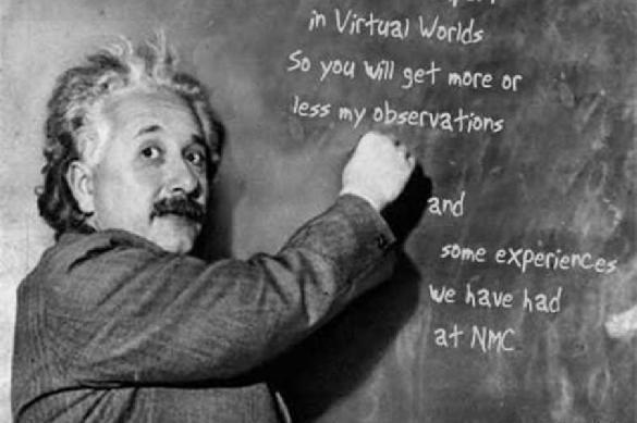 Письмо Эйнштейна о будущем Третьего рейха выставили на торги