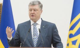 Чем для украинцев аукнется очередное прощание Порошенко с русским миром
