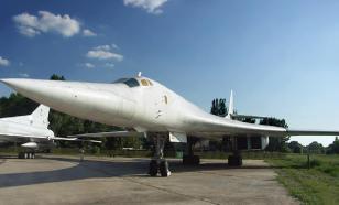Ту-160 против В-1