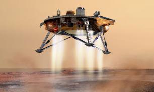 Марсоход Curiosity сделал селфи и прислал его на Землю