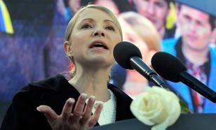 """Тимошенко топит Яценюка: """"Батьковщина"""" собирает подписи за отставку правительства"""