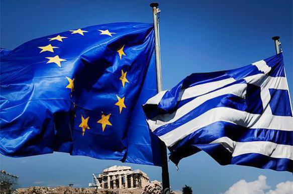 Греция – де-факто колония Германии?