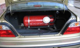 Перевод машины на газ поощряется: российские власти разработали новый проект