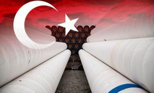 """Договор о строительстве """"Турецкого потока"""" может быть подписан на днях в Стамбуле"""