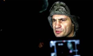 Кличко рассказал о ненависти к снегу. Видео