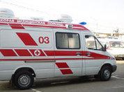 Трех раненых при столкновении автобуса с фурой доставили в Тверь
