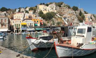 Остров Сими - Греция в миниатюре