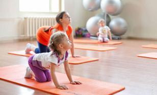 Польза физических нагрузок для детей